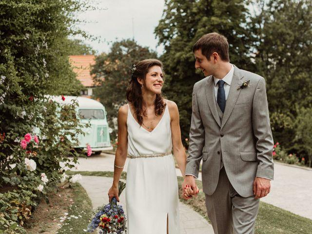 La boda de Matt y Marta en Santander, Cantabria 39