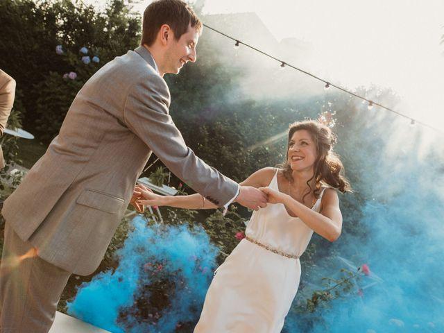 La boda de Marta y Matt