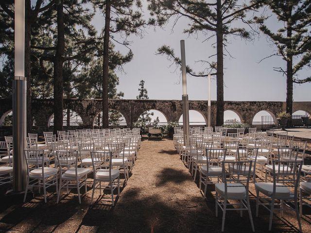 La boda de Jonas y Isabel en Cruz De Tejeda, Las Palmas 2