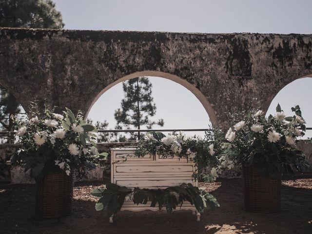 La boda de Jonas y Isabel en Cruz De Tejeda, Las Palmas 3