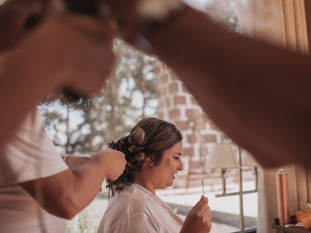 La boda de Jonas y Isabel en Cruz De Tejeda, Las Palmas 9