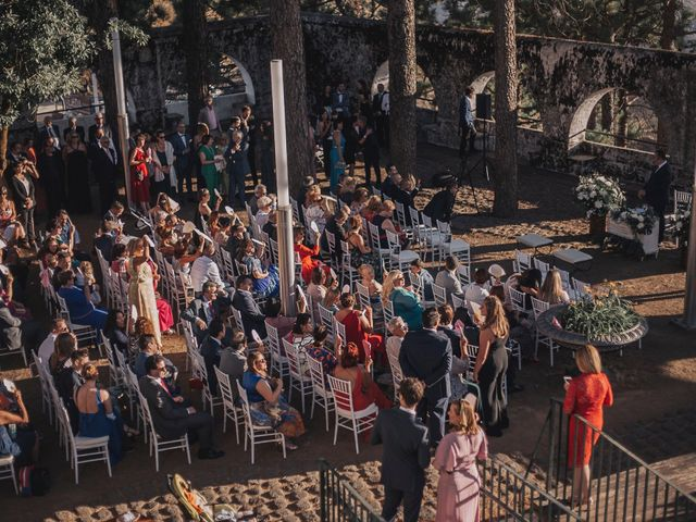 La boda de Jonas y Isabel en Cruz De Tejeda, Las Palmas 20