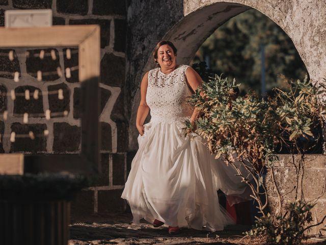 La boda de Jonas y Isabel en Cruz De Tejeda, Las Palmas 24