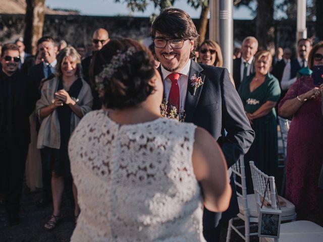 La boda de Jonas y Isabel en Cruz De Tejeda, Las Palmas 25