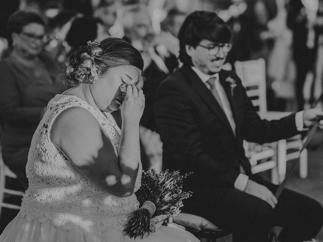 La boda de Jonas y Isabel en Cruz De Tejeda, Las Palmas 35