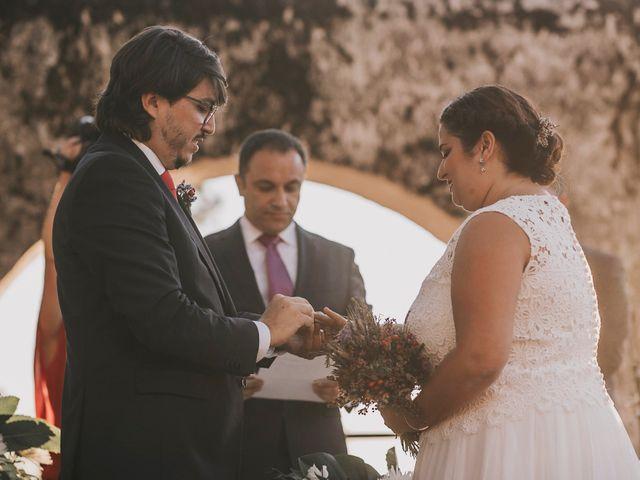 La boda de Jonas y Isabel en Cruz De Tejeda, Las Palmas 41