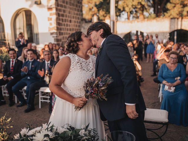 La boda de Jonas y Isabel en Cruz De Tejeda, Las Palmas 42