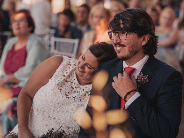 La boda de Jonas y Isabel en Cruz De Tejeda, Las Palmas 43