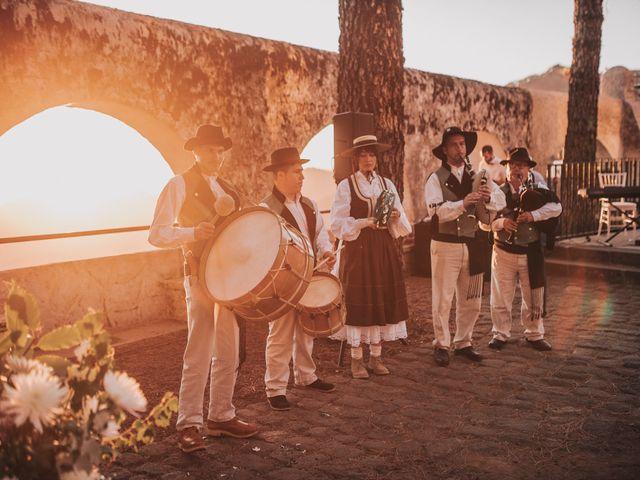 La boda de Jonas y Isabel en Cruz De Tejeda, Las Palmas 45