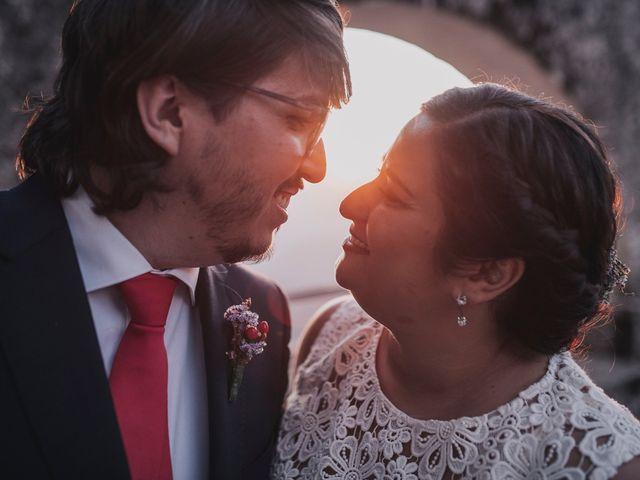 La boda de Jonas y Isabel en Cruz De Tejeda, Las Palmas 46
