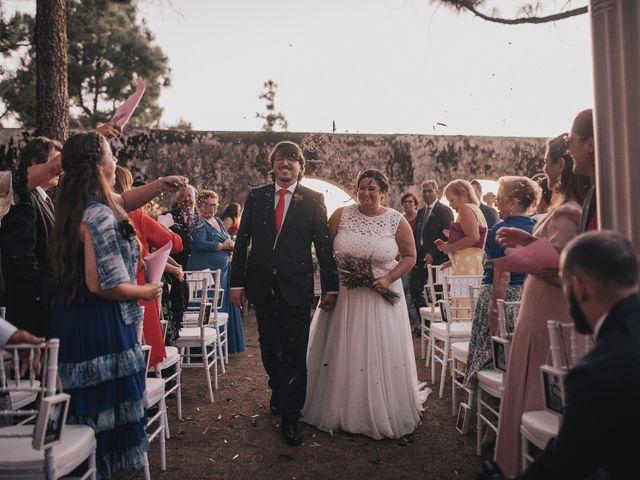 La boda de Jonas y Isabel en Cruz De Tejeda, Las Palmas 47