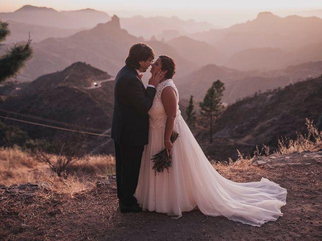 La boda de Isabel y Jonas