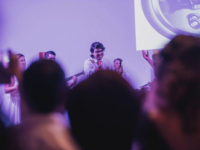 La boda de Jonas y Isabel en Cruz De Tejeda, Las Palmas 71