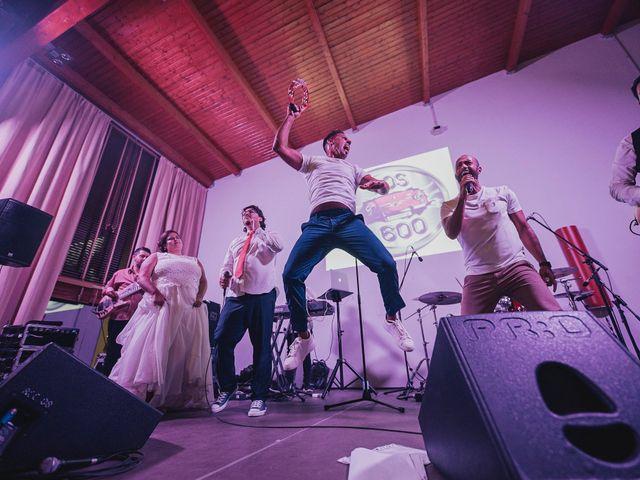 La boda de Jonas y Isabel en Cruz De Tejeda, Las Palmas 73