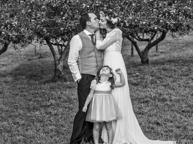 La boda de Joana y Gorka