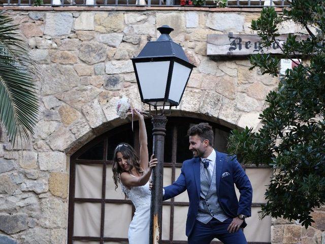 La boda de Ivan y Sara en Sant Andreu De Llavaneres, Barcelona 3