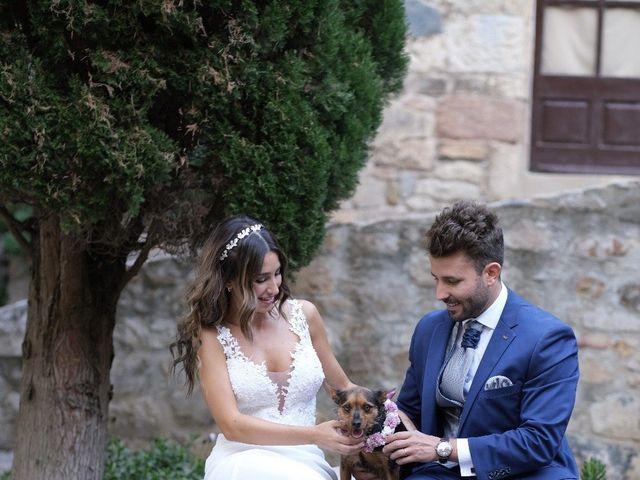 La boda de Ivan y Sara en Sant Andreu De Llavaneres, Barcelona 5