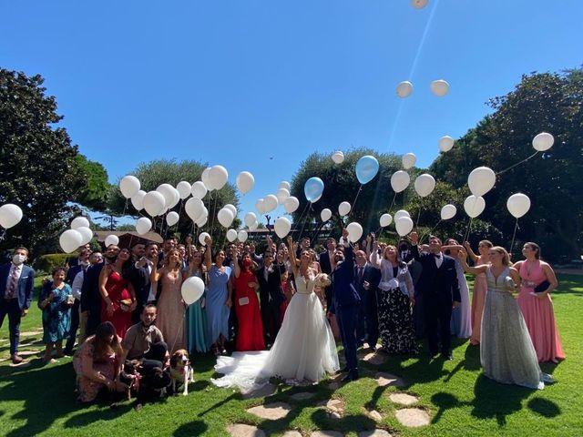 La boda de Ivan y Sara en Sant Andreu De Llavaneres, Barcelona 18