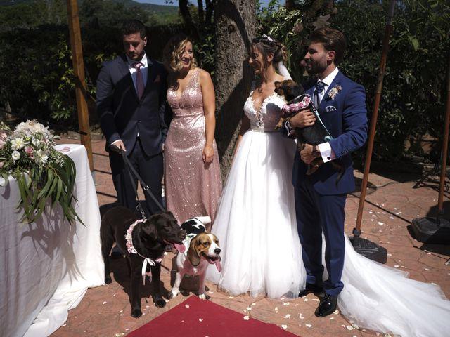 La boda de Ivan y Sara en Sant Andreu De Llavaneres, Barcelona 27