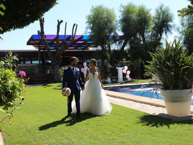 La boda de Ivan y Sara en Sant Andreu De Llavaneres, Barcelona 35