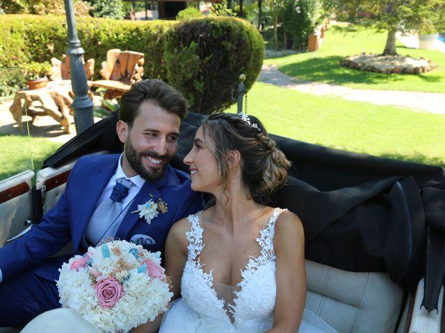 La boda de Ivan y Sara en Sant Andreu De Llavaneres, Barcelona 36