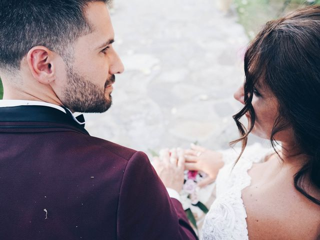 La boda de Eduardo y Lorena en Toledo, Toledo 27