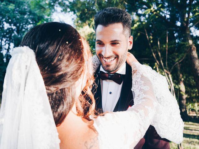 La boda de Eduardo y Lorena en Toledo, Toledo 29