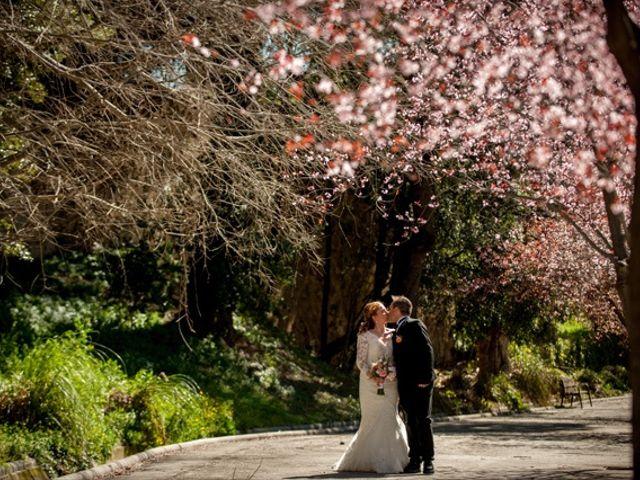 La boda de Juan y María en Alella, Barcelona 1