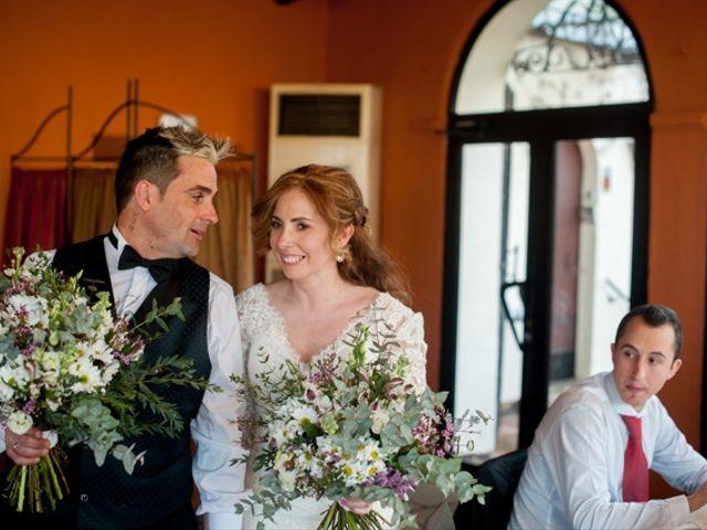 La boda de Juan y María en Alella, Barcelona 124