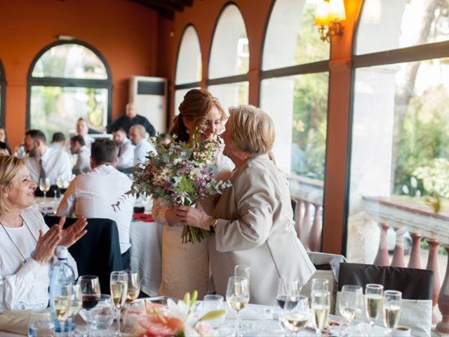 La boda de Juan y María en Alella, Barcelona 125