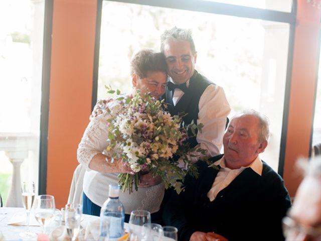 La boda de Juan y María en Alella, Barcelona 128