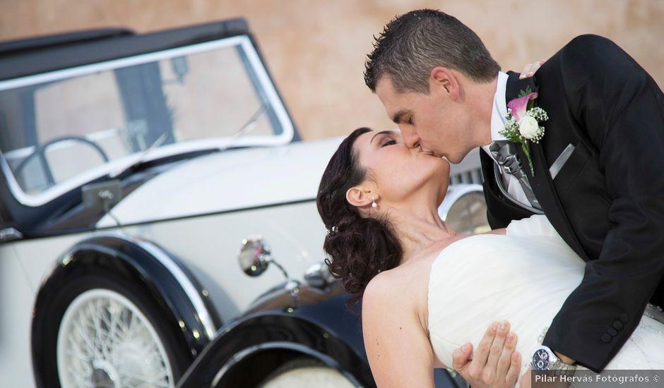 La boda de Esteban y Isabel en Albal, Valencia