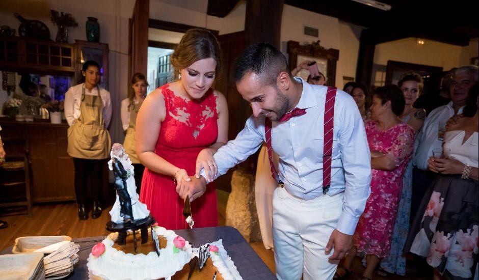 La boda de Asier y Sara en Orozko, Vizcaya