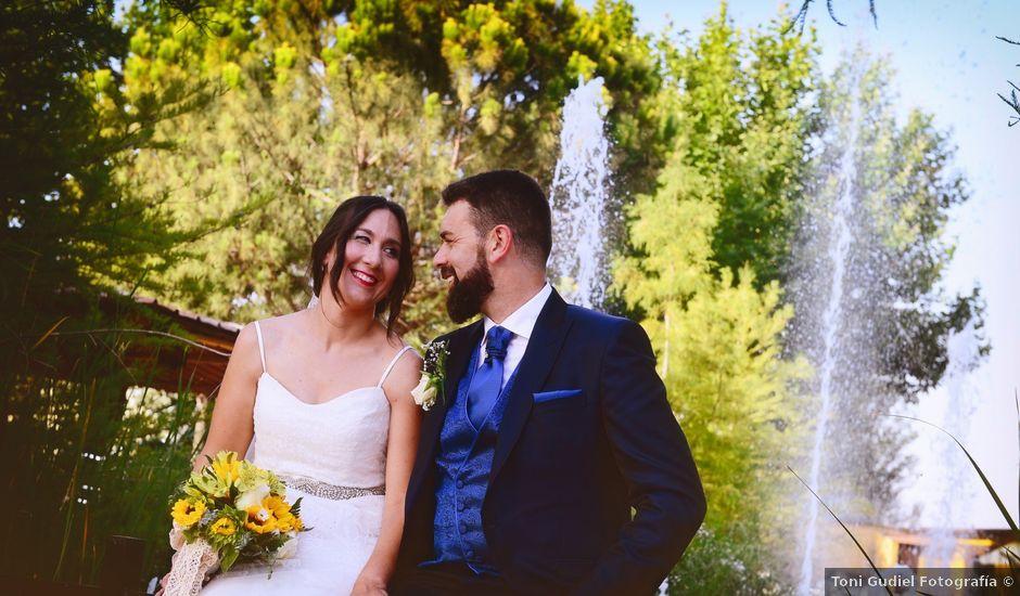 La boda de Abiguei y André en Navalmoral De La Mata, Cáceres