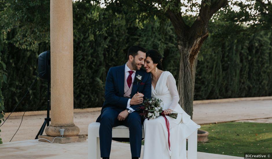 La boda de Sergio y Pilar en Pedro Muñoz, Ciudad Real