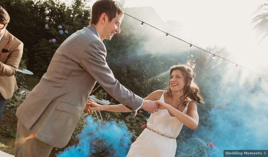 La boda de Matt y Marta en Santander, Cantabria