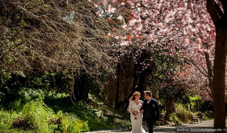 La boda de Juan y María en Alella, Barcelona