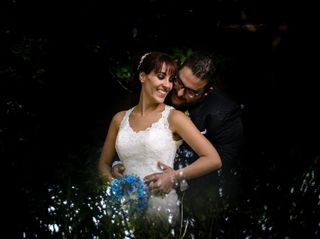 La boda de Vero y Toño