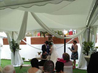 La boda de Yasmina y Josué
