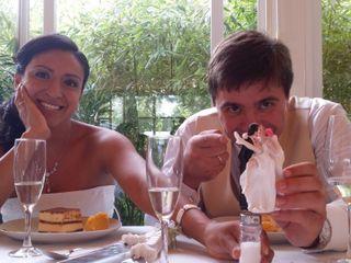 La boda de Karina y Raúl