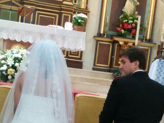 La boda de Karina y Raúl 2
