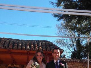 La boda de Elena y Txema 1