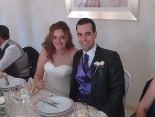 La boda de Elena y Txema