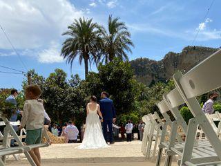 La boda de Vivi y Alfonso