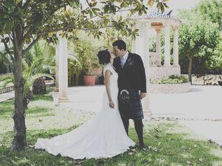 La boda de Lorena y Stephen