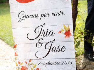 La boda de Iria y Jose 1