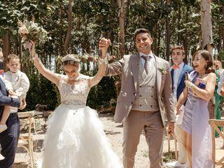 La boda de Dani y Irene 1