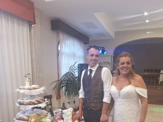 La boda de Carolina y Matías
