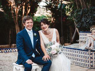 La boda de Marisa y Maciek