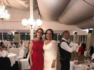 La boda de Cristina  y Angel  2
